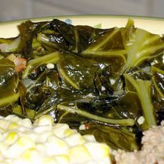 recipe: simple collard greens recipe vinegar [31]
