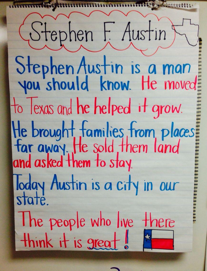 Stephen F. Austin poem | Kinder in 2018 | Pinterest | Poem, Social ...