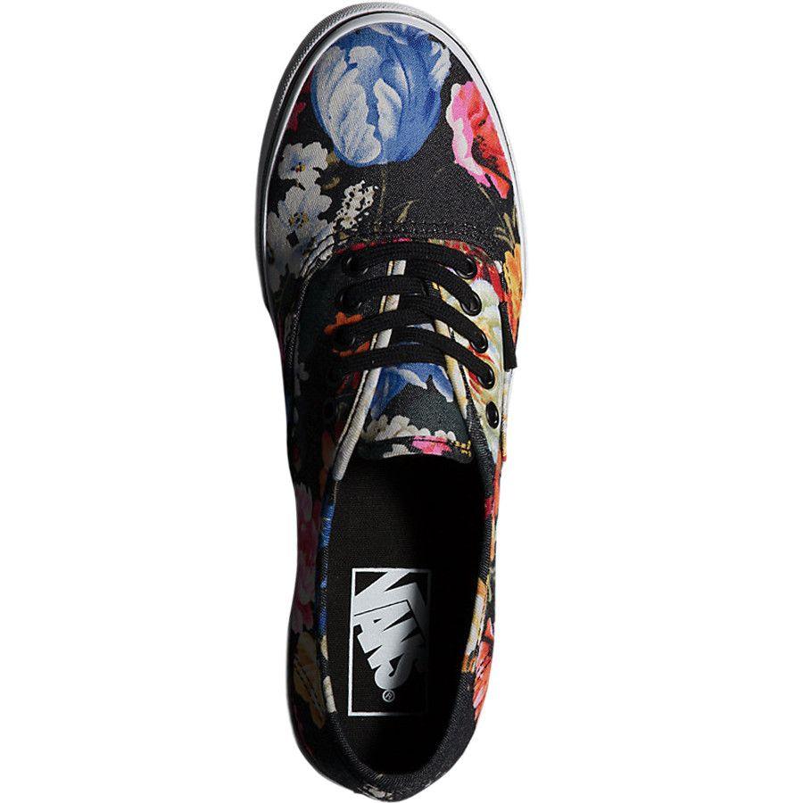 Vans Authentic Lo Pro Print Shoe - Women's