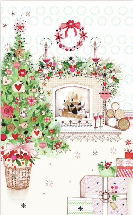 Lynn Horrabin - lynnhoraabin1.jpg | Illustration de Noël | Pinterest ...