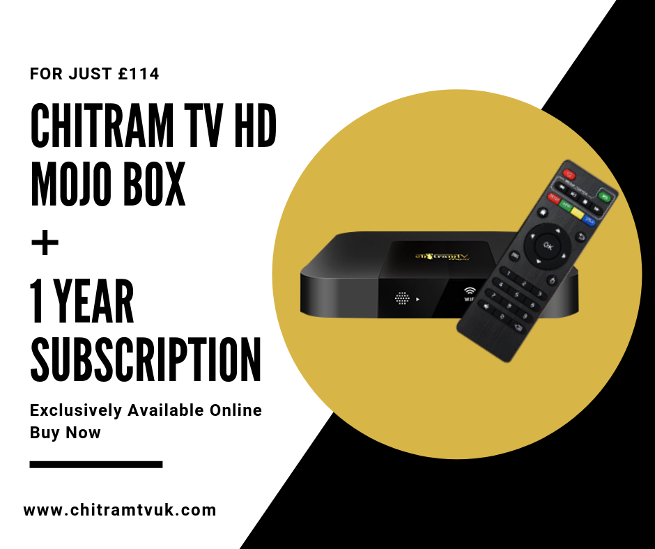 Chitram TV provides genuine, reliable and stable IPTV