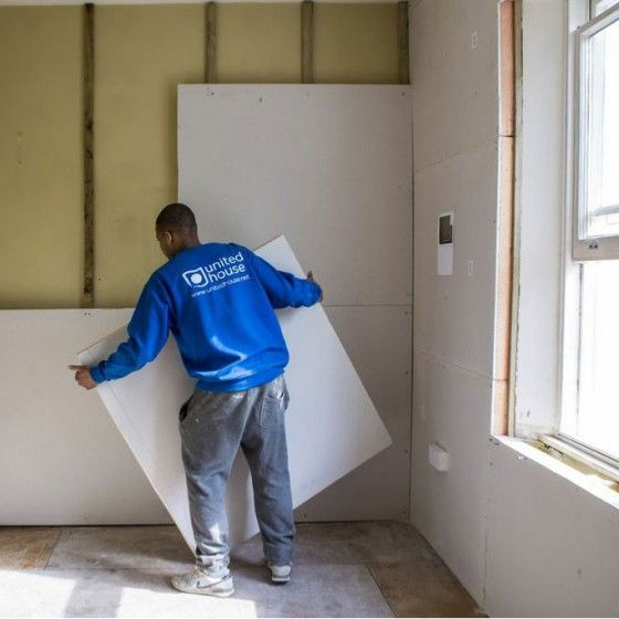 Internal Wall Insulation Is A Highly Effective Method Of Making Your Home Warmer And Bringing External Wall Insulation Wall Insulation Internal Wall Insulation