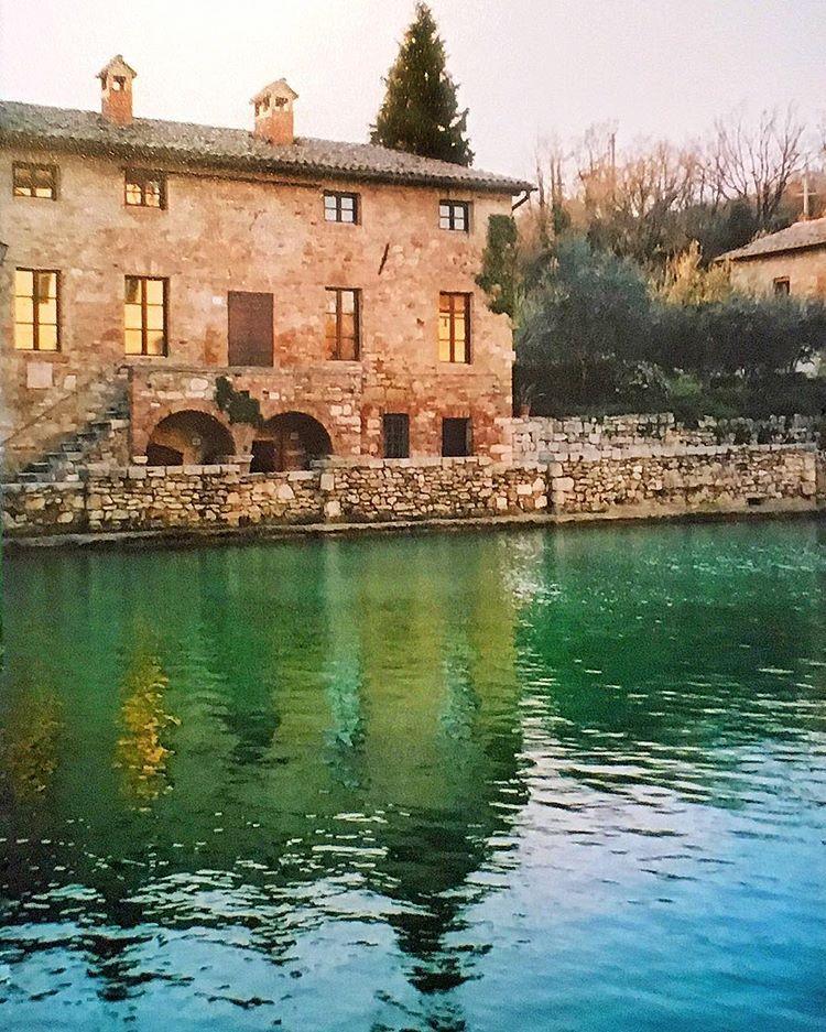 The Absolute Beauty Of Bagno Vignoni Tuscany Italy Tuscany Italy