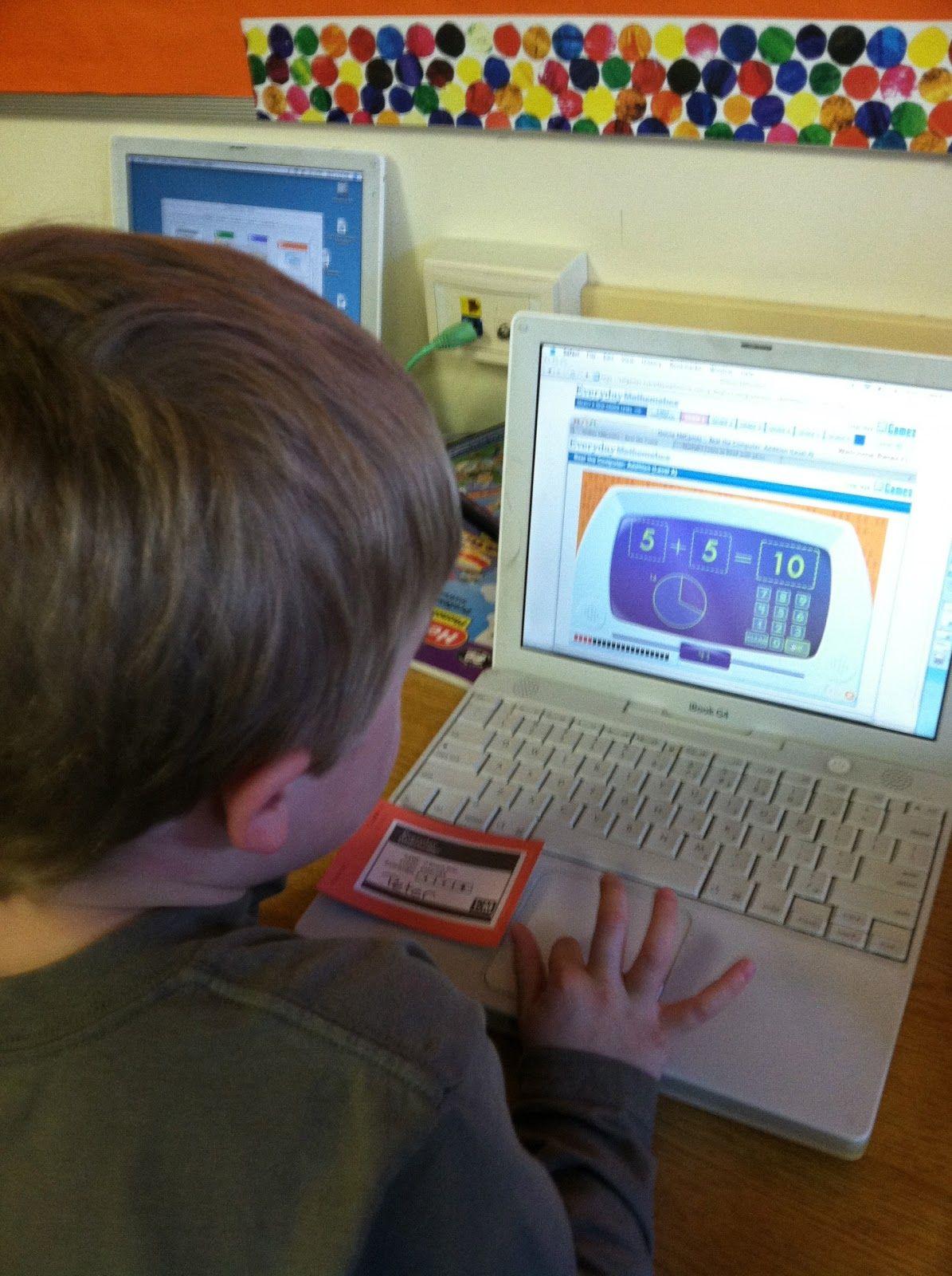 Daily 5 Math Math Technology Everyday Math Games Online