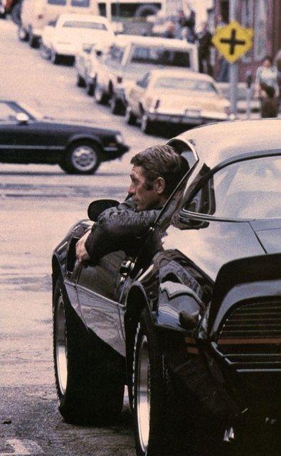 Classic. Cars movie, Steve mcqueen, Pontiac firebird