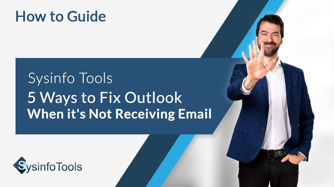 5 Ways to Fix Outlook When it's Not Receiving Email