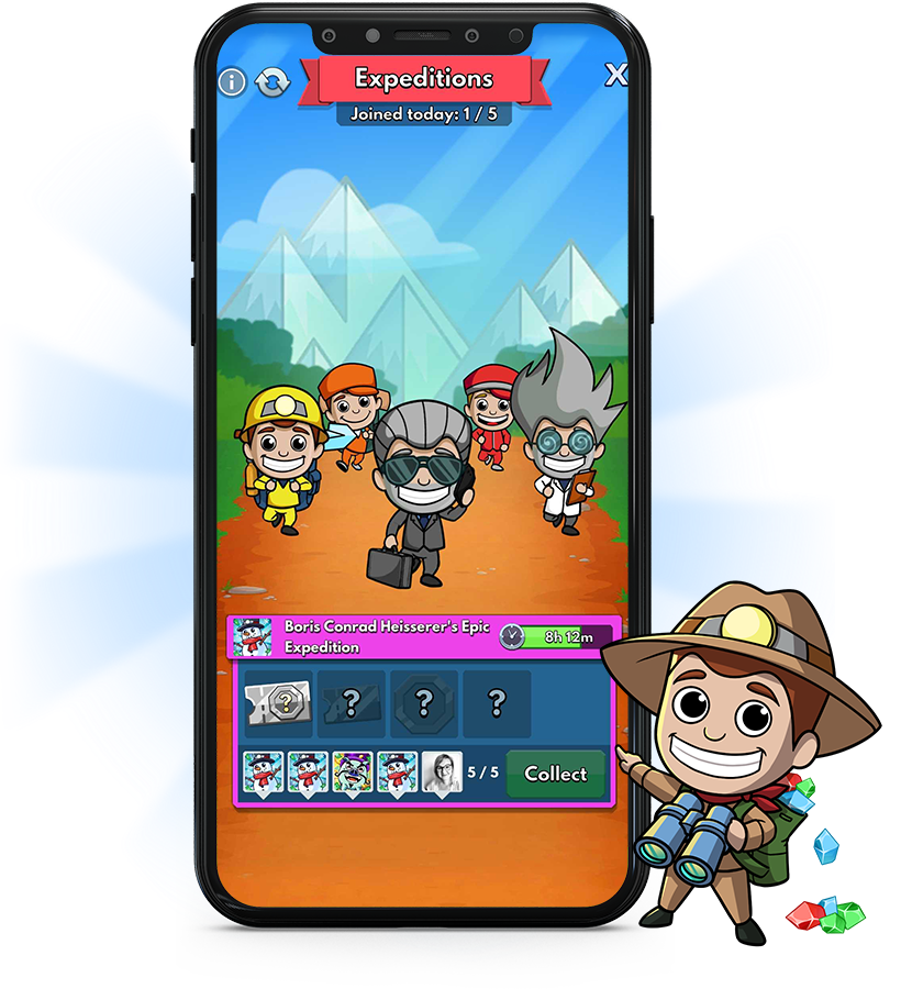 Idle Miner Tycoon in 2020 | Super cute puppies, Play game ...