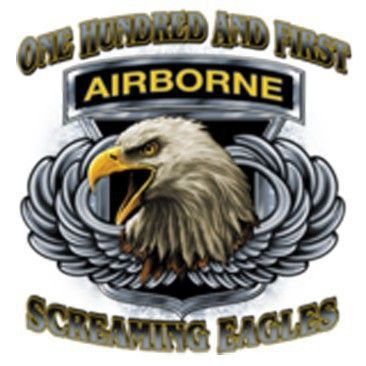 Army 101st airborne screaming eagles tattoos pinterest for 101st airborne tattoos