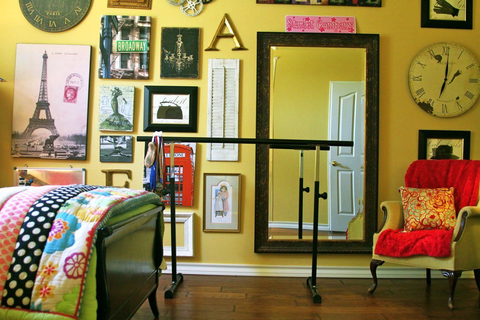 yellow girl room Image | Teen Girl Room Ideas | Pinterest | Room ...