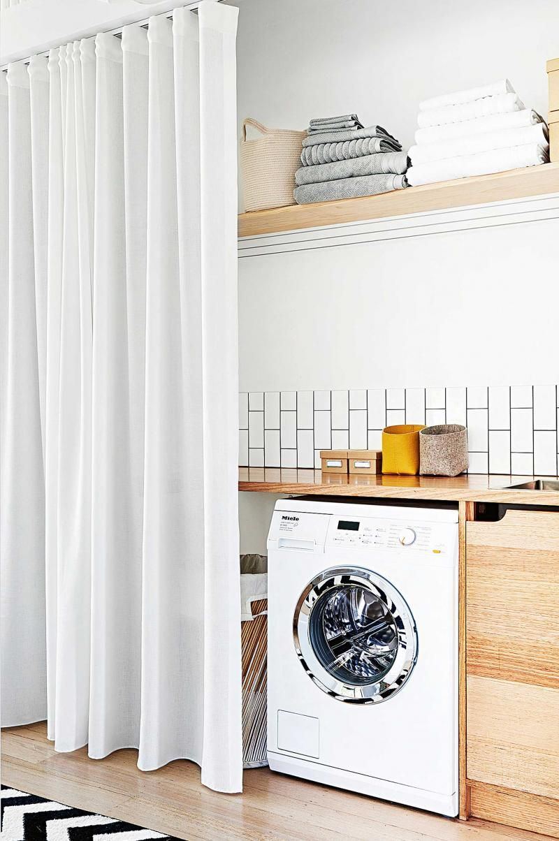 Our guide to perfecting the layout of your laundry from the february 2016 issue of