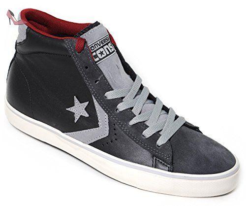Converse Pro Leather Vulc Distressed Ox, Sneakers Femme, Blanc (Star White/Silver/Turtledove), 38.5 EU
