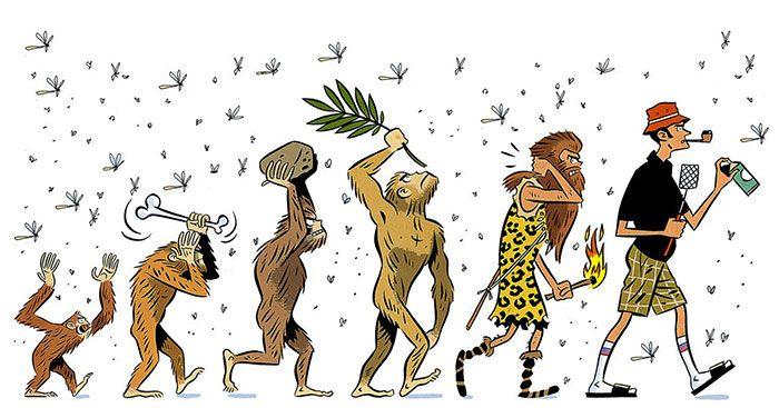 48 Satirical Evolution Cartoons To Celebrate Darwin Day
