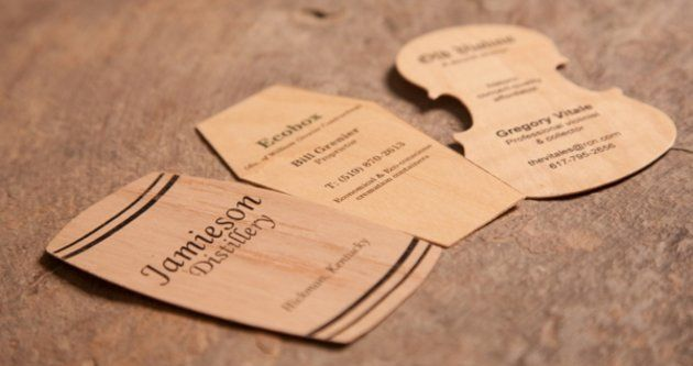 17 Best images about Wooden buisness cards on Pinterest | Behance ...