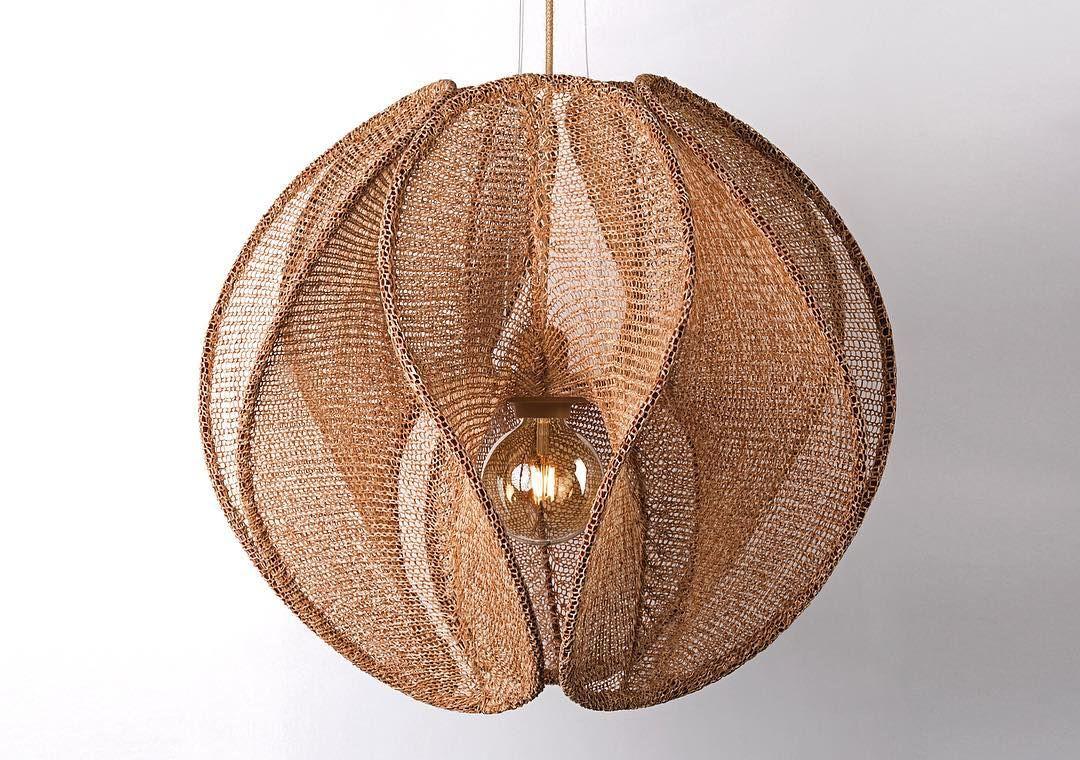 Digitalab Cork Pendant Light Sustainable Homewares Natural Lighting Designs Interiors Sustainable Design Light Pendant Light