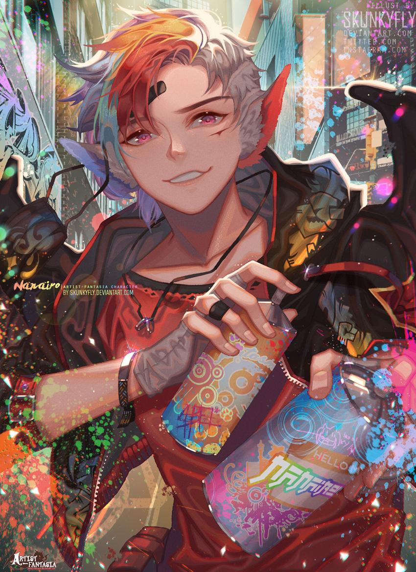 Iro in 21 century by Skunkyfly on DeviantArt Anime boy