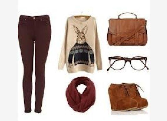 Cute winter 'fit