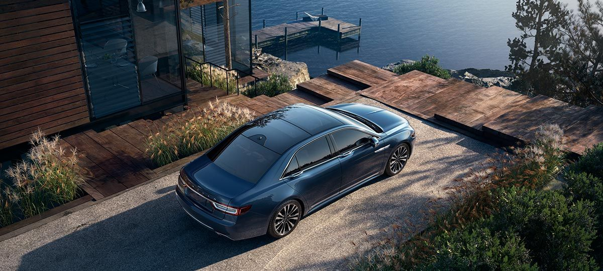 2017 Lincoln MKS to Be Replaced with Continental