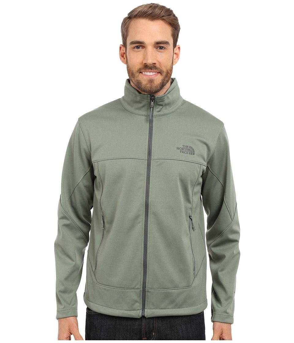 44ebf9533e4a THE NORTH FACE THE NORTH FACE - CANYONWALL JACKET (LAUREL WREATH  GREEN LAUREL WREATH GREEN) MEN S COAT.  thenorthface  cloth