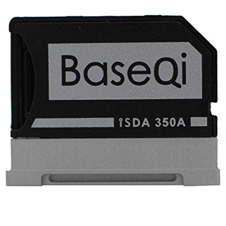 Amazon Com Baseqi Aluminum Microsd Adapter For Microsoft Surface Book Surface Book 2 13 5 Model 350a Computers Accessories