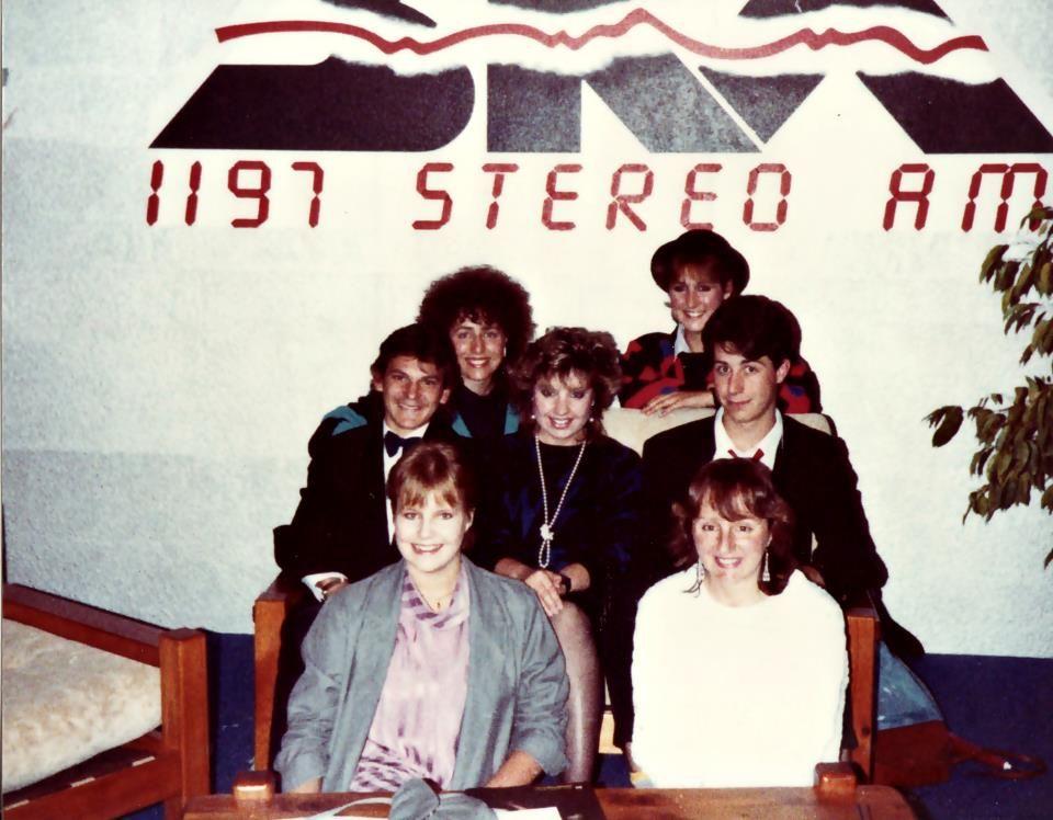 5KA  radio station, 1980s