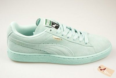 Pastel Suede Chaussure Classic Puma BleuChaussures E9WH2ID