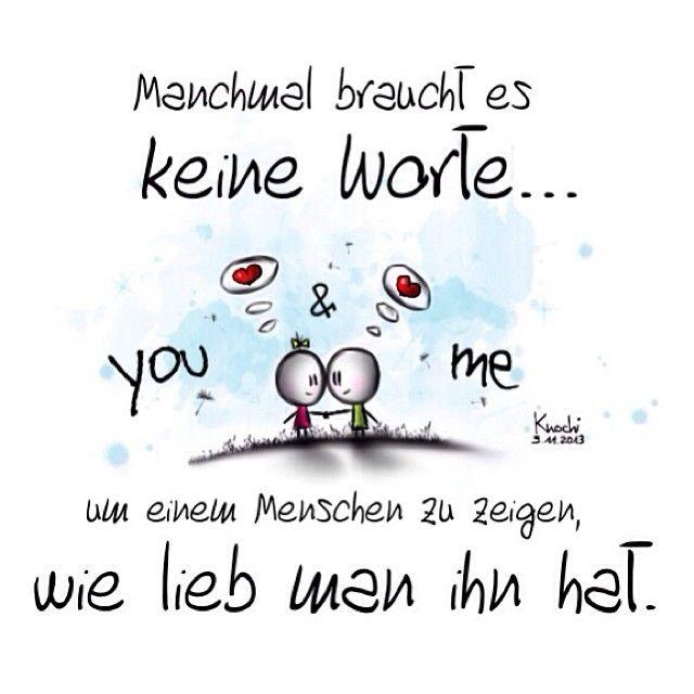 🎨 #Machmal braucht es keine #Worte,um einem #Menschen zu zeigen wie #lieb man ihn hat 😘 #love #sketc - knochi_art