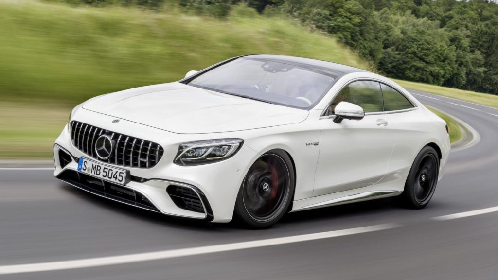 Mercedes Amg S63 Get Facelift Ahead Of Bmw M8 Debut Mercedes S