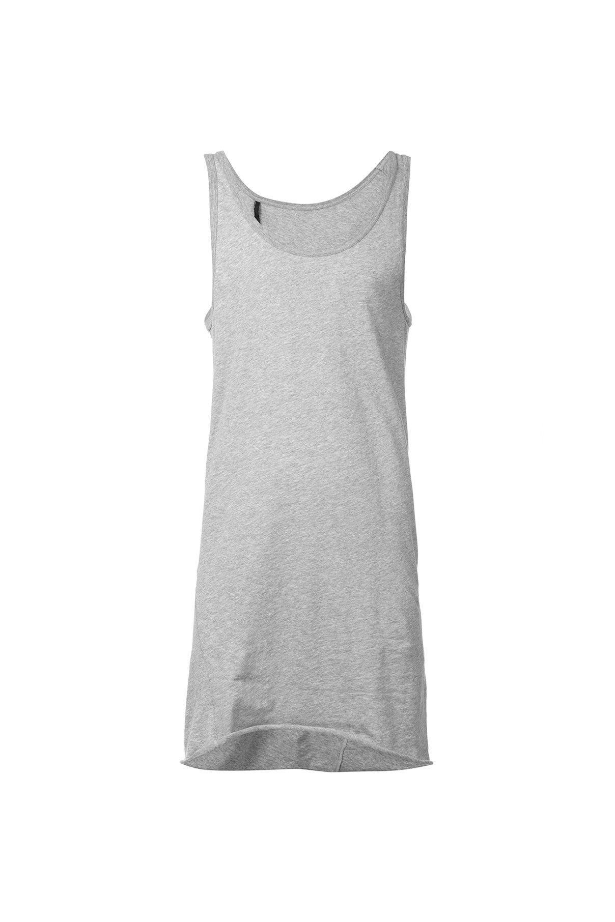 {11 By Boris Bidjan Saberi / 01 clothing / 04 knitwear / 02 tank top} Block Print Tank Top
