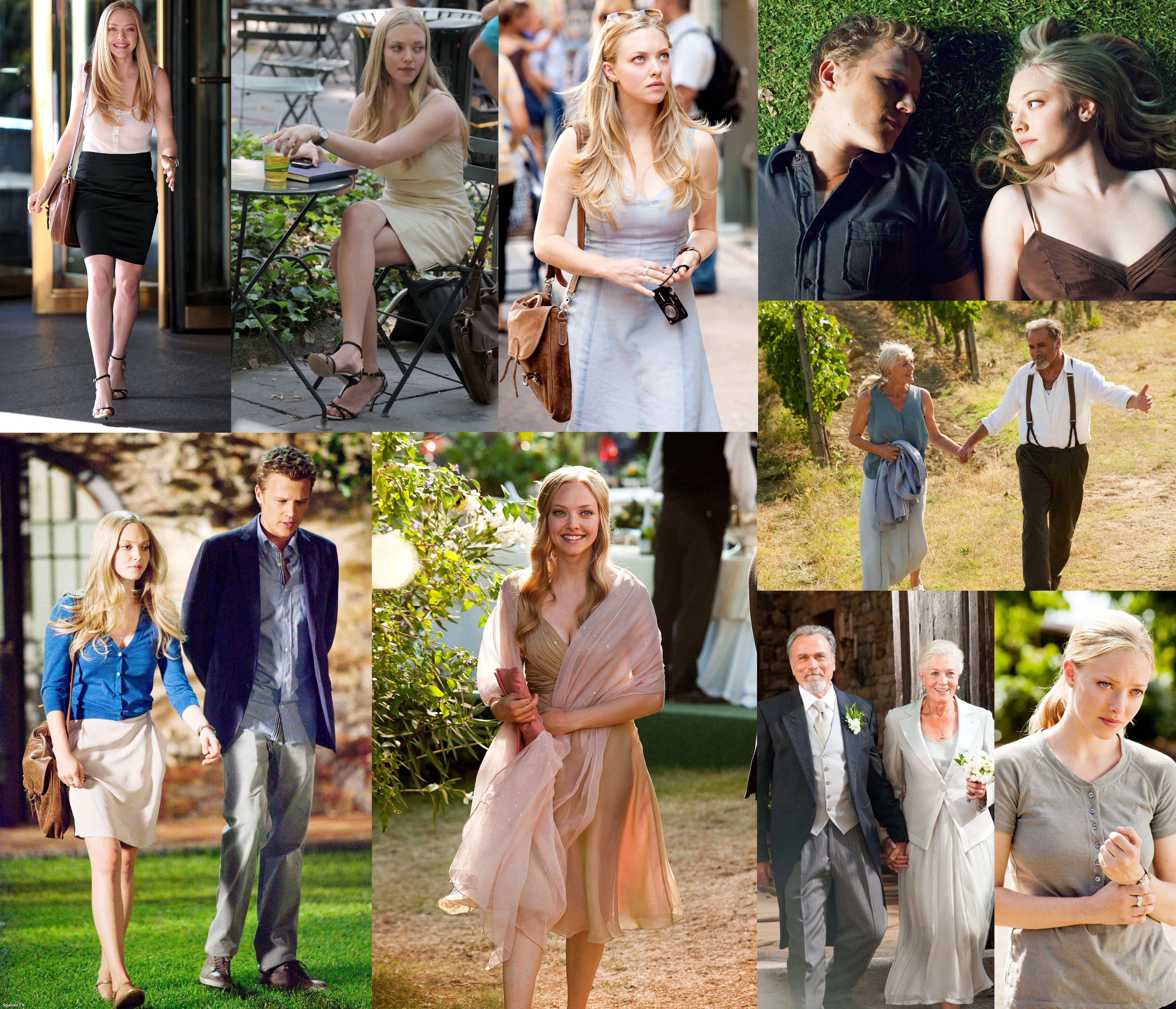 Letters To Juliet, Movies Outfit