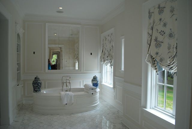 The Enchanted Home Love the Roman Shades