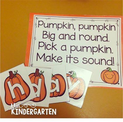 Phonics and Patterning Fun Phonics, Students and Kindergarten