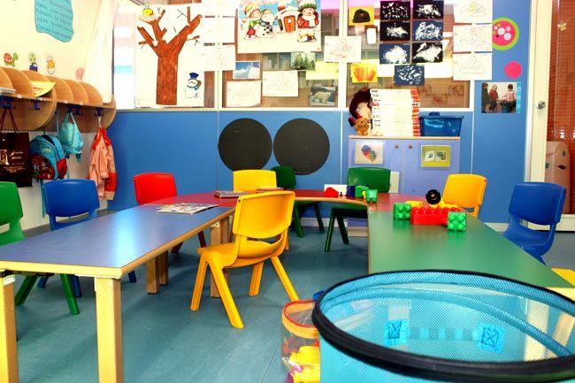 Decoraci n para salones preescolar imagui k for Decoracion de aulas infantiles