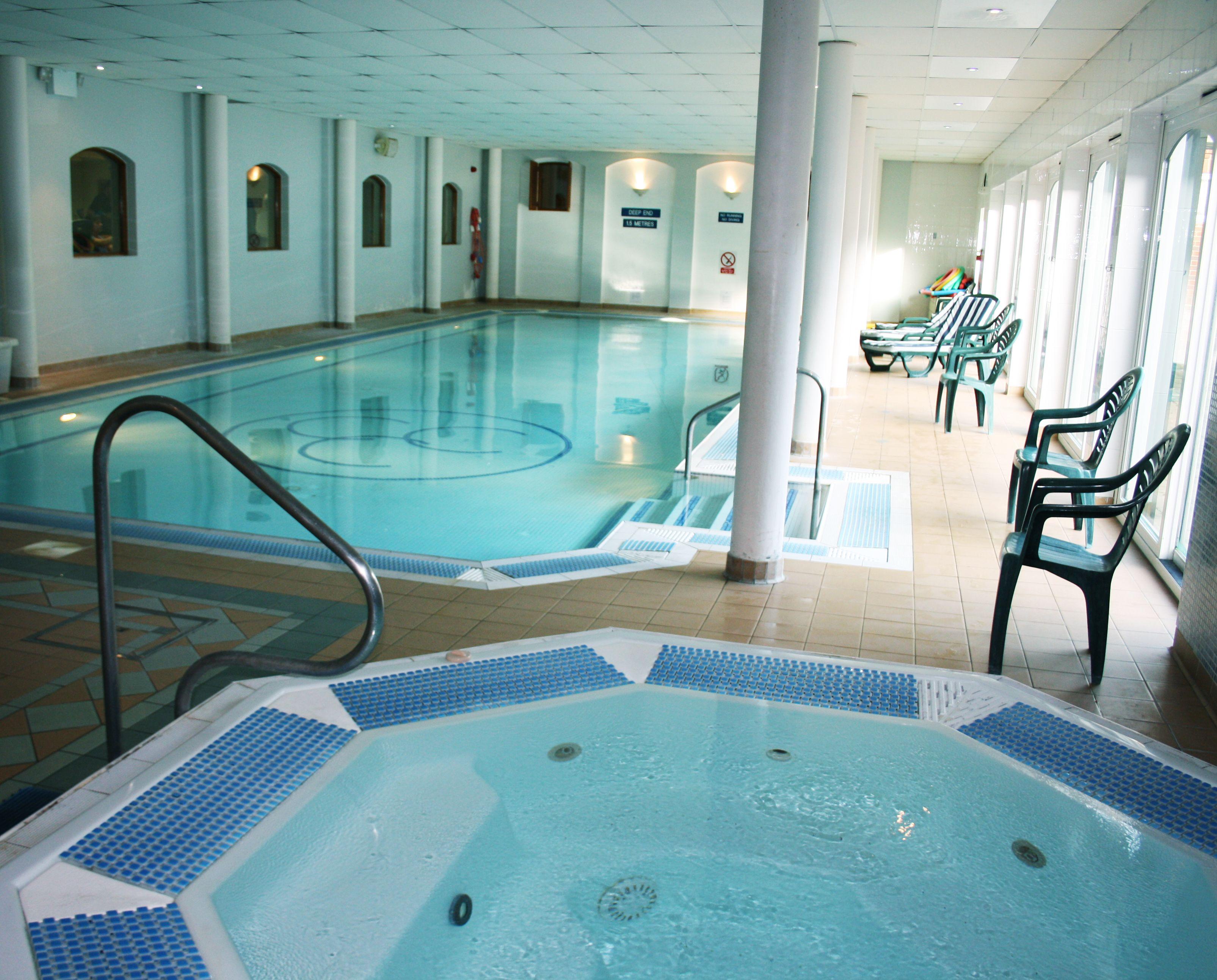 pool & hot tub. www.cottesmoregolf.co.uk | Cottesmore Hotel Golf ...