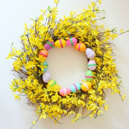 9 More Spring & Easter Wreaths