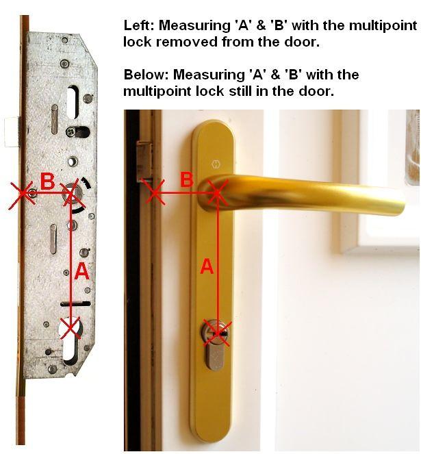 Pin By Endar Vitria On اكسسوارات ابواب وشبابيك In 2021 Upvc Door Handles Upvc Window Handles Door Locks