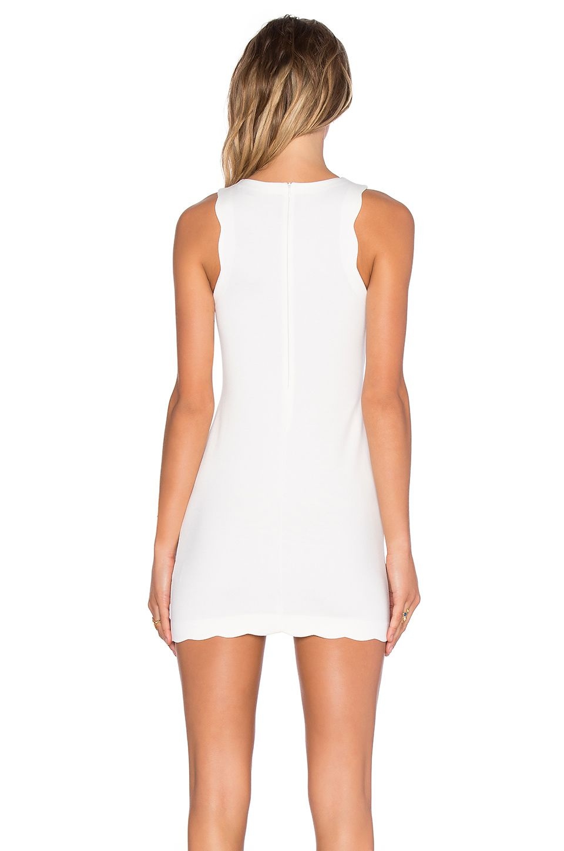 For Love & Lemons EXCLUSIVE Rosarito Dress in Ivory | REVOLVE