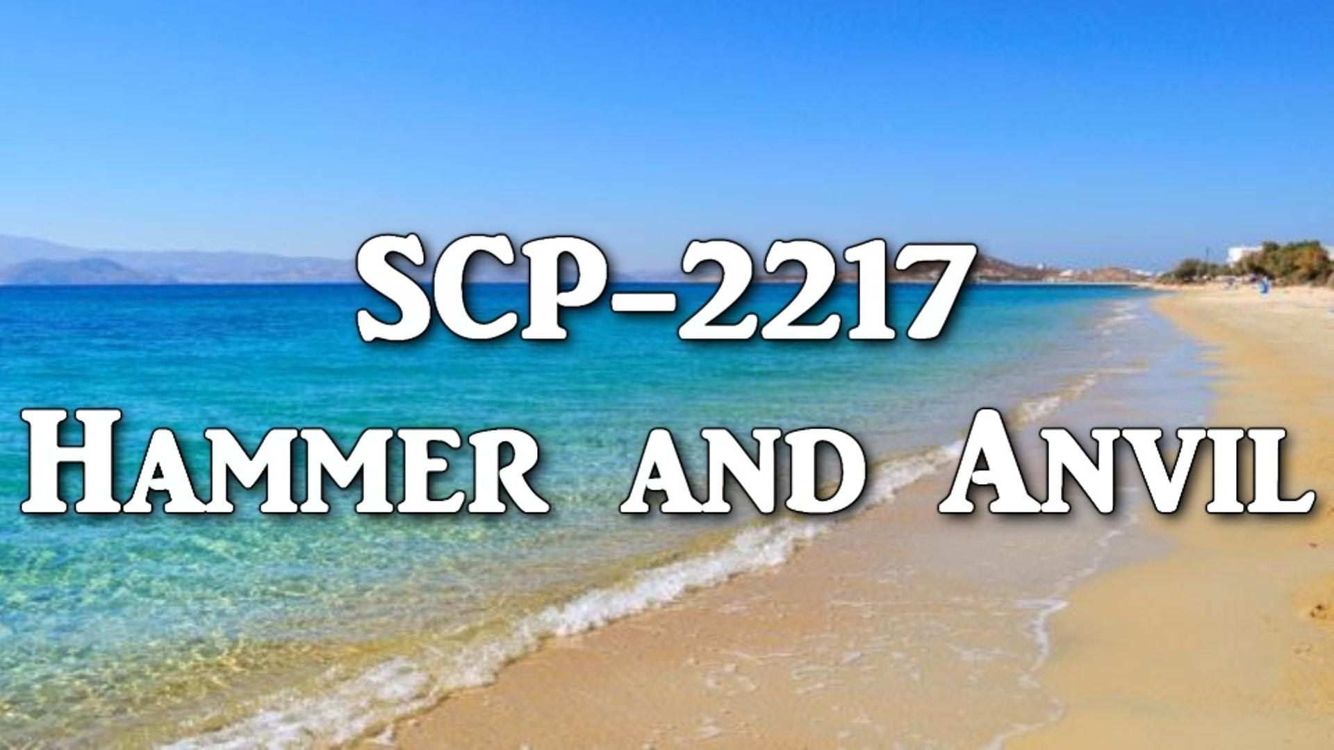 Scp 2217 Hammer And Anvil Object Class Thaumiel Scp Scp 610 Weird Stories Thaumiels are scps that can be used to protect or restore humanity, the world, or reality itself in the case of a catastrophic. pinterest