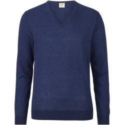 Photo of Olymp Level Five Strickpullover, Body Fit, Royal, L Olympymp