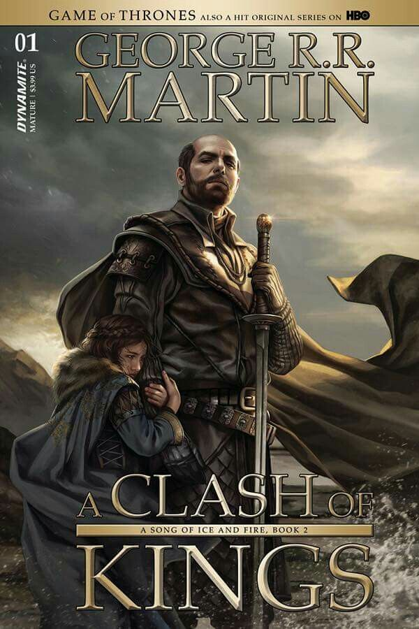 Stannis And Shireen Cover Art By Magali Viileneuve For A Clash Of