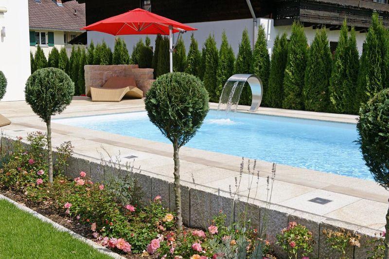 Aussenpool, Outdoorpool Pools \ Spas Pinterest Garten - kosten pool im garten