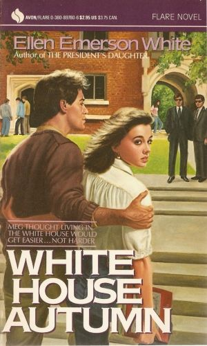 White House Autumn By Ellen Emerson White 1985 209 Pages