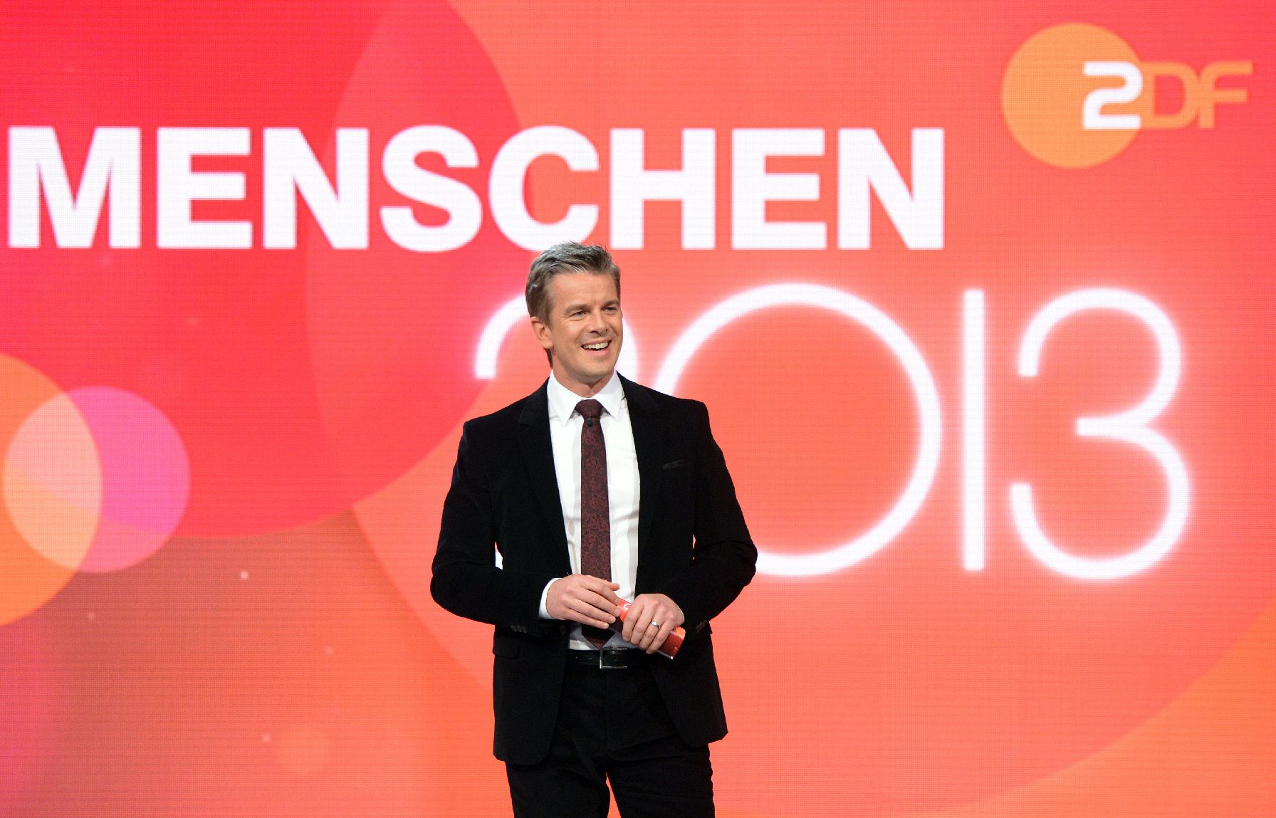 #Menschen2013: Der #ZDF-#Jahresrückblick mit #MarkusLanz #Lanz