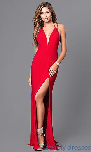 8be4abe5d1 Red Prom Dresses