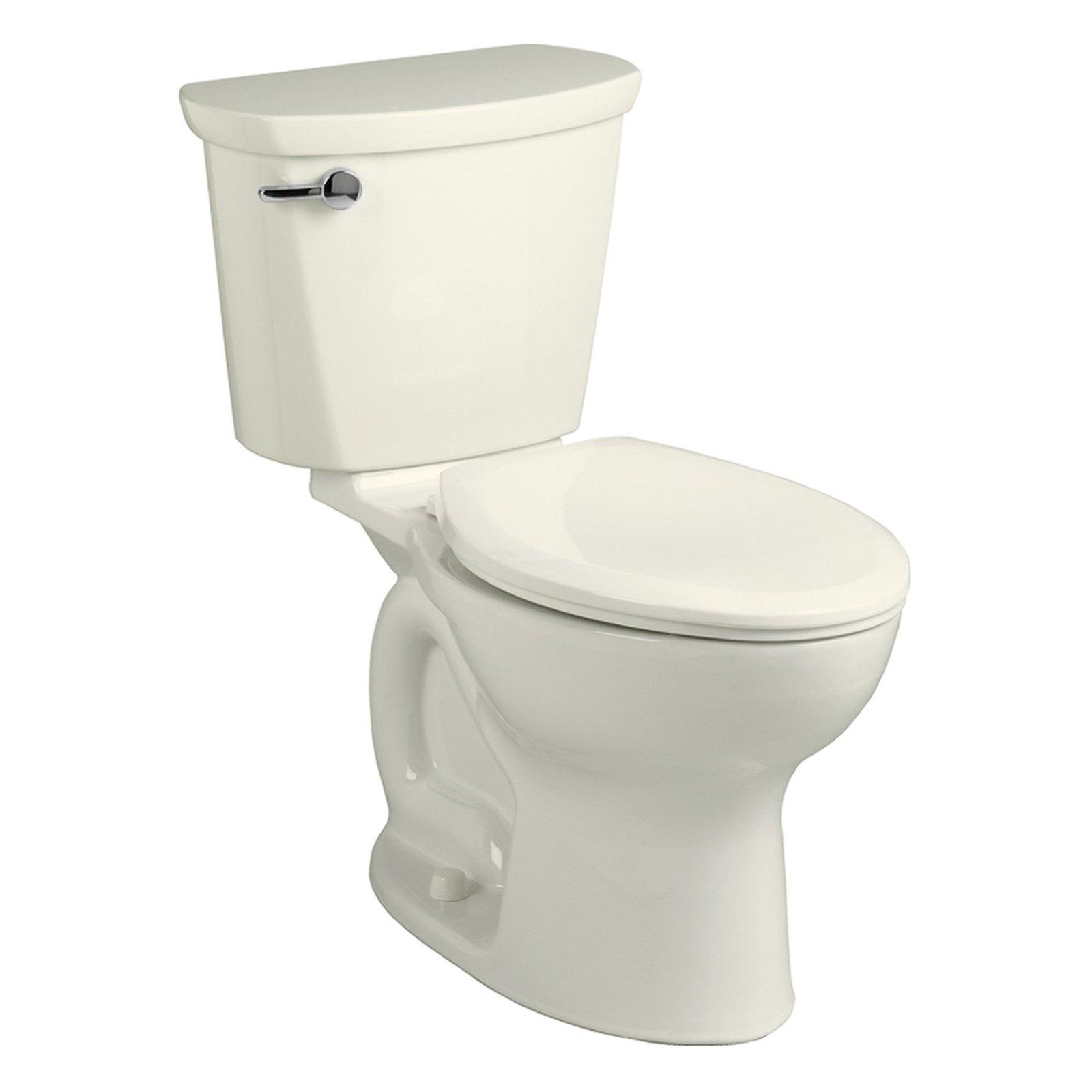 American Standard Cadet Pro Elongated Toilet Linen Toilet Eastover