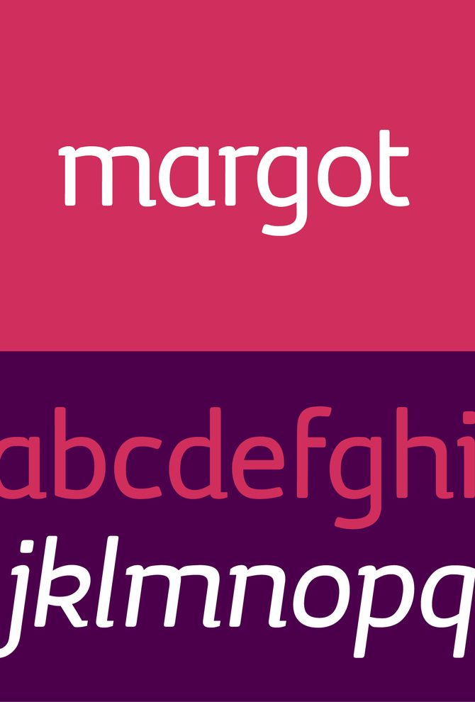 Margot Font | TYPOGRAPHY AND FONTS | Typography fonts, Fonts
