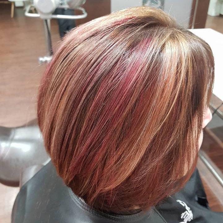 Friseur Berlin | Friseursalon | Friseurschule. Kreative Haarfarben,  Klassischer Bob Haarschnitt, Beste Frisuren ...