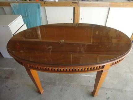 Oval Dinning table Dining Tables Gumtree Australia Gold Coast