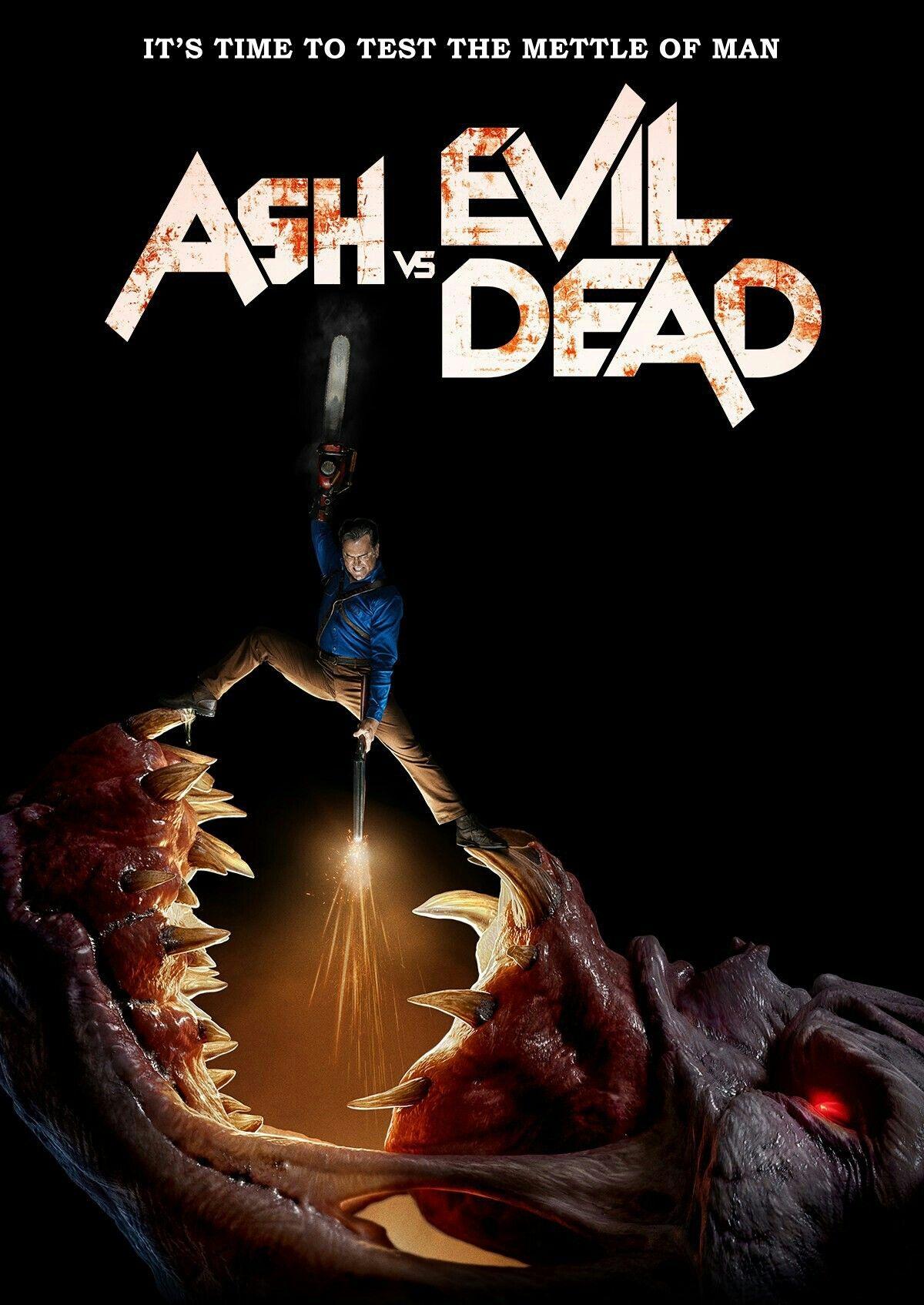 Ash V Evil Dead Ash Evil Dead Evil Dead Series Evil