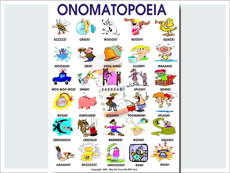 Onomatopoeia Worksheets | Onomatopoeia « Miss Clark's Blog ...