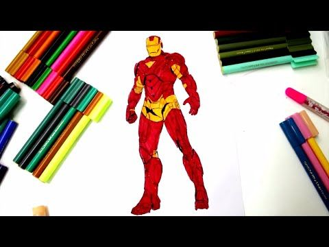 Coloring Pages For Kids How To Color Iron Man Avengers Coloring Pages Coloring Books Fo Avengers Coloring Pages Avengers Coloring Coloring Pages For Kids